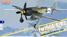 Dragon Wings 1:72 Fw190A-8/R2 Yellow 17 12.(Sturm)/JG 3 Barth May 1944 #50256