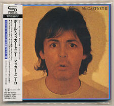 Paul McCartney-MCCARTNEY II/GIAPPONE SHM-CD/NEW! sold out!