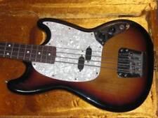 Fender JAPAN Mustang Bass beutiful JAPAN rare useful EMS F/S*