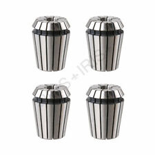 4pcs ER25 10mm Spring Steel Collet Chuck Drill Chisel Tool Holder Clamping