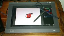 "Wacom DTU-1631 Graphic Design Tablet. great for drawing. 15.6"" with pen."