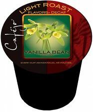 Cafejo Decaf Vanilla Bean Single Serve Cups (24 Cups -$0.62 per cup)