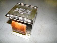 blue m electric co transformer .5kva 1/2 kva 120 240 480