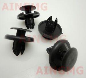 50 Pcs Honda &Acura Push Type Fender Liner Clip Fits Nylon 91512-SX0-003