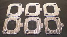 6 X EXHAUST MANIFOLD GASKETS COSWORTH BOA GRANADA SCORPIO 2.9 24V 91-94 195 BHP