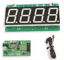 "1.8"" Character Height 7-segment LED 4 digit  Information Board *USA"