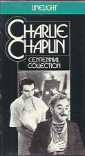 Limelight (VHS) Charlie Chaplin! Awesome KEY Video Release!
