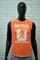 Maglia Uomo DIADORA Taglia Size XXL Polo Sportiva Fitness Shirt Man Herrenhemd