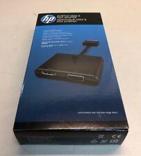 New Genuine HP ElitePad H3N45AA HDMI VGA Adapter Cable 900 1000 1011 Elite x2