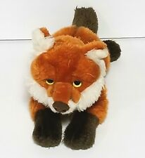 """Gund Fox Jeepers Peepers Redford Plush Red Brown White 16"""" Laying Stuffed Animal"""