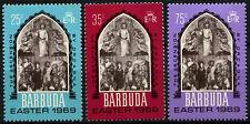 Barbuda 1969 SG#32-4 Easter MH Set #D42361