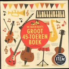 "VIC van de REIJT'S Groot 45 Toeren BOEK incl SINGLE 7"" Treat Her Right ROY HEAD"