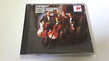 """BERNARD GREENHOUSE JULLIARD STRING QUARTET """"SCHUBERT QUINTET D 956"""" CD 4 TRACKS"""