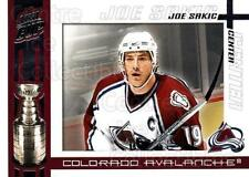 2003-04 Pacific Quest for the Cup #26 Joe Sakic