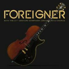 Foreigner with the 21st Century Symphony Orchestra & Chorus - New Box Set