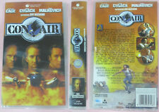VHS Film CON AIR 1999 sigillata Nicolas Cage John Cusack TOUCHSTONE (F171)no dvd