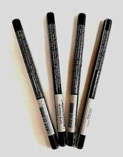 Avon True Color Glimmersticks Eye Liner ~Blackest Black~ Retractable Lot of 4