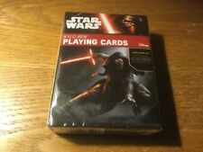 New, Sealed Star Wars Playing Cards, Kyle REN.
