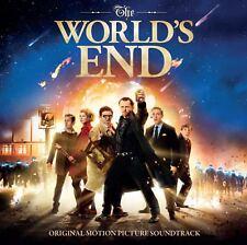 THE WORLDS END CD SOUNDTRACK 2013 NEU