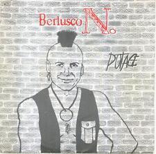 "POTAGE - Berlusco No - Economic Sound Records - 1990 - 7"""