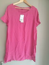 NEXT Women's Pink Tunic Top Size 14 - BNWT