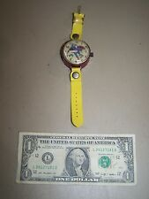 VINTAGE SUPERMAN TOY WRIST WATCH MARX TOYS 1974