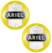 Ariel Depósito Combustible Pines - Amarillo - 1954-59 (Par) - Individual Twins Y