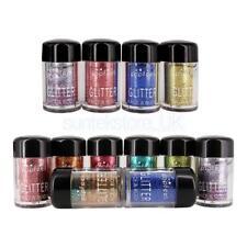 12 Box Makeup Loose Powder Glitter Pro Eyeshadow Beauty Eye Shadow Pigment
