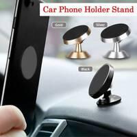 Smart Phone Holder Dashboard GPS Mount 360 In Car Dash Magnetic Mobile Universal