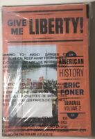 Give Me Liberty By Eric Foner An American History Seagull Volume 2 5e