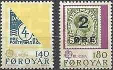 Timbres Europa Féroé 37/8 ** lot 13621