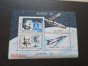 ROUMANIE CEPT 1994 BLOC 235 NEUF** c 4,50 € /ch367