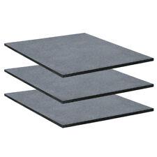 KMH® 3 Set Granitplatte Granit Steinplatte Tischplatte Arbeitsplatte Restposten