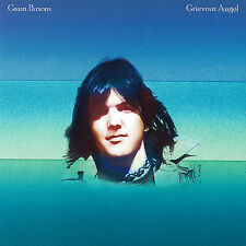 Gram Parsons - Grievous Angel  - SEALED NEW LP - country rock masterpiece Emmylo