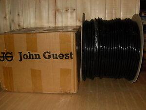 "25 Feet 1/2"" OD John Guest LLDPE Reverse Osmosis Beverage Air Water NSF Tubing"