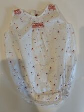 Bonpoint Dainty Floral Romper Baby Girl Size 3 Months EEUC