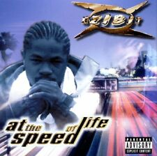 XZIBIT At The Speed Of Life CD BRAND NEW