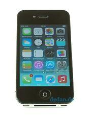 APPLE iPhone 4 schwarz, Foto!