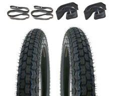 2x Kenda K254 Reifen 2,75x17 Schlauch Felgenband für Zündapp Hercules