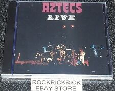 BILLY THORPE AND THE AZTECS-AZTECS LIVE -13 TRACK CD-LIVE IN MELBOURNE BRAND NEW