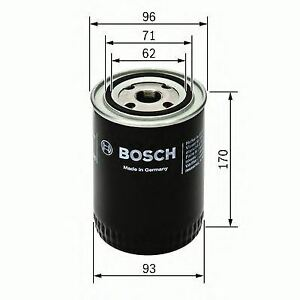 NEW ENGINE OIL FILTER OE QUALITY REPLACEMENT BOSCH 0451203226