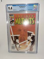 Marvel New Mutants #26 Cgc 9.4 Clermont 1st Appearance Legion 1985 FREE SHIPPING