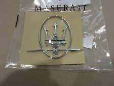 Maserati QTP GranTurismo Coupe   RH Side Trident Emblem # 67861400 / 89095300