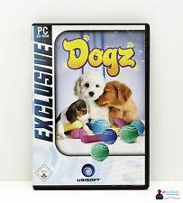 PC Computer Spiel - DOGZ - Win 2000, XP - in Hülle OVP