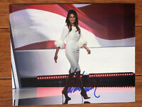 First Lady Melania Trump 8 X10 Signed 100% Authentic autographed Picture LOA COA