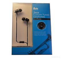 Radiopaq Custom sintonizado Jazz Auriculares Para Iphone 4 4s 5 5s Samsung Smartphones