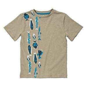 BNWT! Ocean T-Shirt. 100% Organic Cotton. Quality UK stock.
