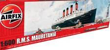 Airfix RMS Mauretania 1909 & 1916-1918 North Atlantic 1:600 modello-KIT KIT