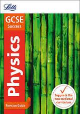GCSE Physics Revision Guide (Letts GCSE 9-1 Revision Success) by Letts GCSE...