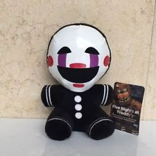 "Toy New Funko FNAF Five Nights At Freddy's Puppet Marionette Clown 6"" Plush"